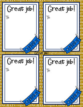 Congratulation Cards:Banners&Bunting: Graduation - Teacher Appreciation Rewards!