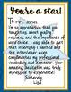 Praise Cards: Fun Stars: Graduation, Teacher Appreciation, End-of-Year, Rewards!