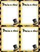 Congratulations Cards:Gold Star--Graduation/Teacher Appreciation/End-of-Year!