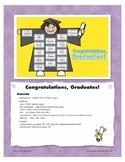 Congratulations, Graduates! (Bulletin Boards)