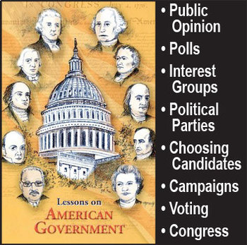 15 Favorite Lessons: AMERICAN GOVERNMENT CURRICULUM (31-45/105)