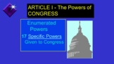 Congress (American Government) Chapter 6 from my online Co