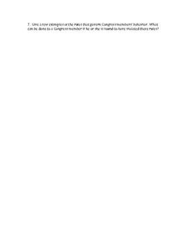 Congress: How the Legislative Branch Works