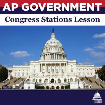 Congress Stations Lesson
