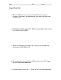 Congress Study Guide