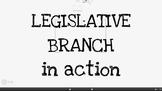 Congress in Action Prezi