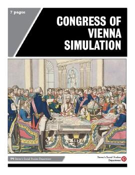 Congress of Vienna Simulation
