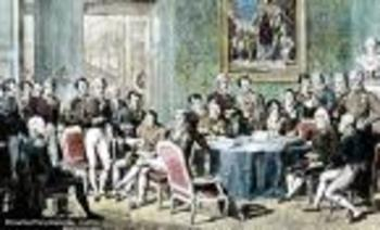Congress of Vienna Simulation Game