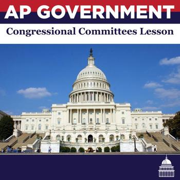 Congressional Committees Two Day Lesson