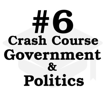 Congressional Elections: Crash Course Government #6 Cornell Worksheet
