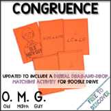 Congruence Card Game