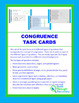 Congruence Task Cards