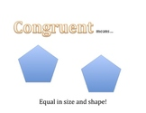 Congruence Visual Aid