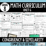 Congruency and Similarity Unit