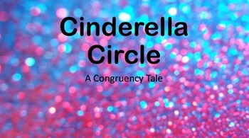 Congruency Story Activity Cinderella Circle