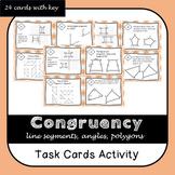 Congruency Task Cards SOL 6.9
