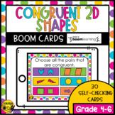 Congruent 2D Shapes | Boom Cards