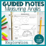 Congruent Angles and Angle Addition BINDER notes