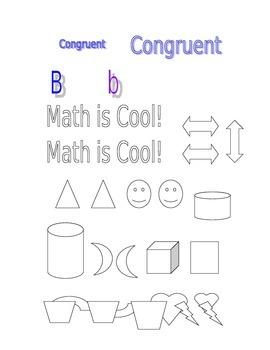 Congruent Figures Center