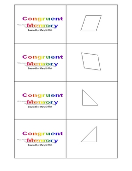 Congruent Memory