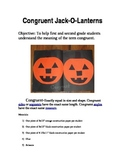 Congruent Pumpkins