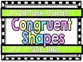 Congruent Shapes-Task Cards