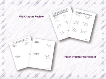 Congruent Triangles Lesson Plan Bundle
