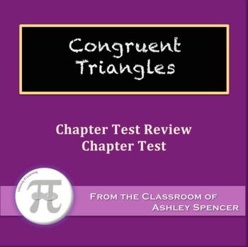 Congruent Triangles Test