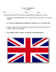 Congruent Triangles and the British Flag