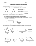 Congruent and Similar Figures