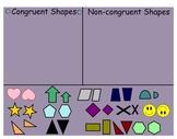 Congruent or Non-Congruent?