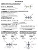 Conic - Hyperbola Foldables