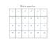 Conic Sections Bingo
