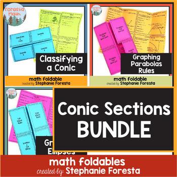 Conic Sections Bundle