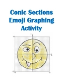 Conic Sections Emoji Graphing Activity