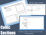 Conic Sections: Graphing Parabolas Practice