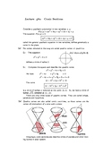 College Algebra: Lecture Notes (SECOND EDITION)—Lecture 45a—Preview