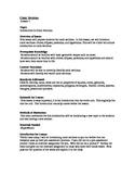 Conic Sections Unit: Circles, Parabolas, Ellipses, Hyperbo