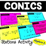 Conic Stations Activity