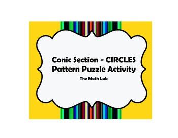 Conics - Circle Matching Activity