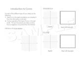 Conics Introduction