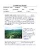 Coniferous Forest -- CLOZE Reading