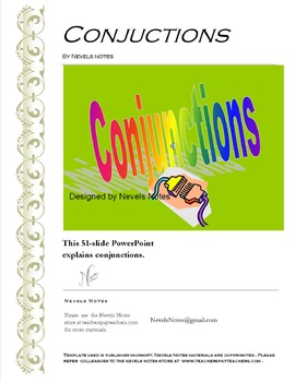 Conjuction PowerPoint