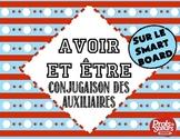 Conjugaison AVOIR et ÊTRE // Leçon sur Notebook / French Verb Conjugation