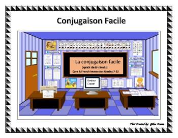 Conjugaison Facile