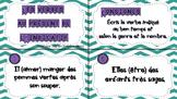 Conjugaison de verbe au présent