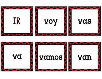 Conjugando verbos irregulares