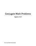 Conjugate Math Problems for Algebra