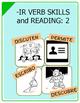 Conjugate Spanish -IR Verbs: Step-by-Step Verb Skills W/ R
