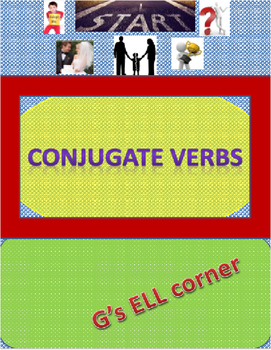 ESL:Conjugate regular verbs